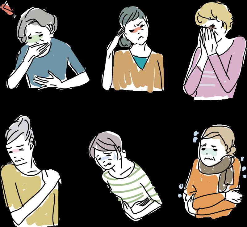 酸化ストレスと病気